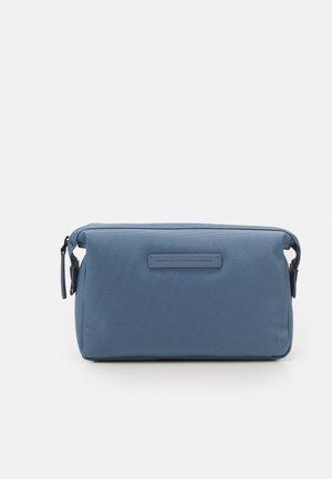 WASH BAG UNISEX - Toilettas - blue vega