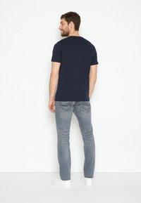 TOM TAILOR - Print T-shirt - sky captain blue - 2