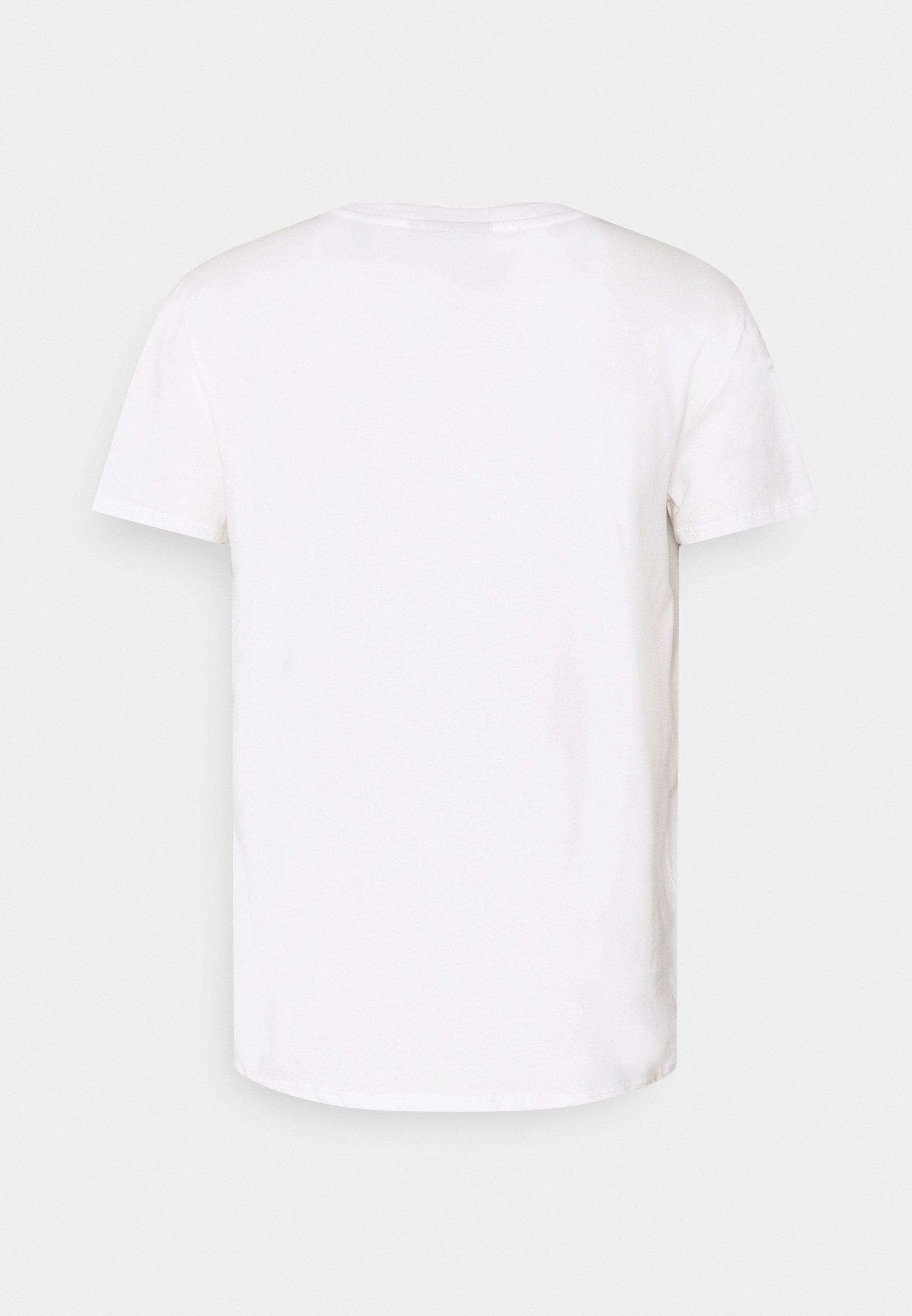 Men CASUAL CROSSEDFINGERS - Print T-shirt