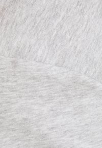 ONLY - ONYFAVE LIFE O NECK CROPPED - Sweatshirt - light grey melange - 2