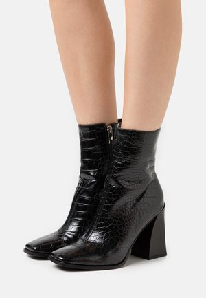 AARIVA - Classic ankle boots - black