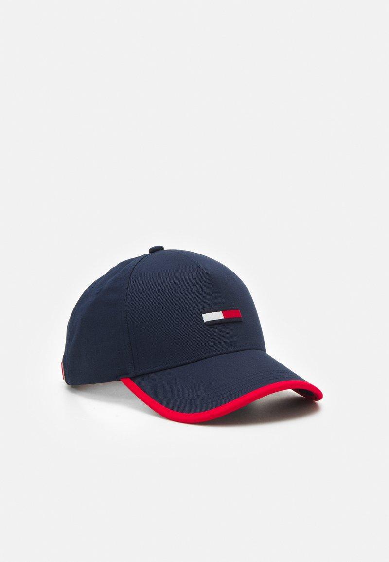 Tommy Jeans - FLAG UNISEX - Cap - blue