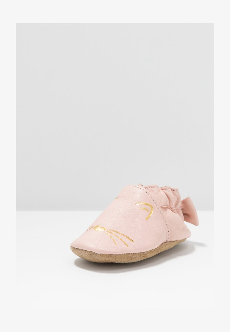 Robeez - CAT - First shoes - light pink