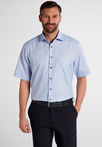 Eterna - COMFORT FIT - Shirt - light blue - 0