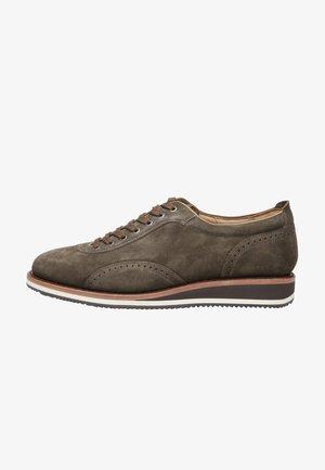 NO. 969 - Chaussures à lacets - khaki