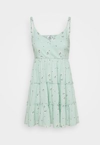 Hollister Co. - BARE FEMME SHORT DRESS - Day dress - mint - 6