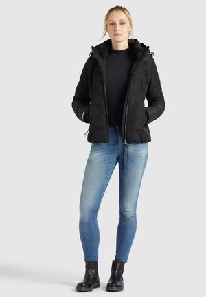 FAYONA - Winter jacket - black