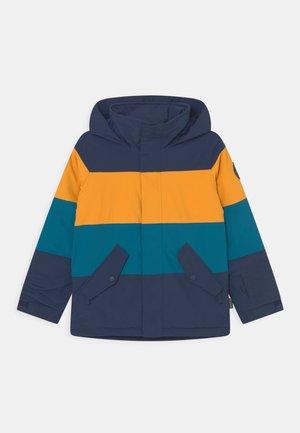 BOYS SYMBOL - Snowboardová bunda - dress blue/cadmium yellow/celestial blue