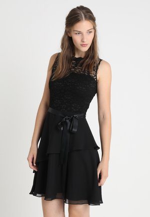 Koktejlové šaty/ šaty na párty - black