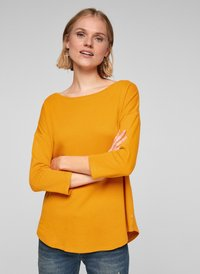 QS by s.Oliver - Long sleeved top - yellow - 3