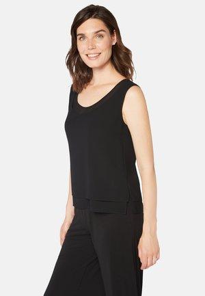 TESSA IN LAGEN  LOOK - Blouse - black