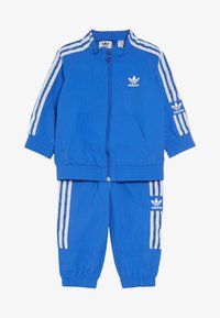 adidas Originals - NEW ICON SET - Verryttelypuku - blubir/white - 4
