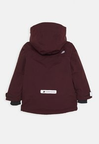 Didriksons - KURE KIDS PARKA - Winter coat - plum