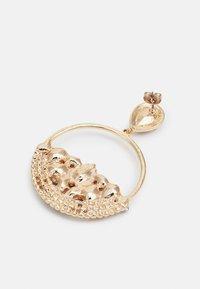 Fire & Glory - FGMETTE EARRINGS - Earrings - gold-coloured/multi - 1