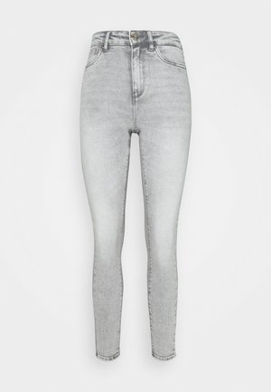 ONLMILA LIFE - Jeans Skinny Fit - light grey denim