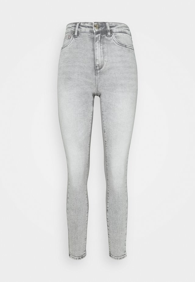 ONLMILA LIFE - Jeans Skinny Fit - light grey denim