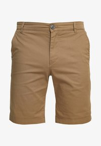 Selected Homme - SLHSTRAIGHT PARIS - Shorts - camel - 4