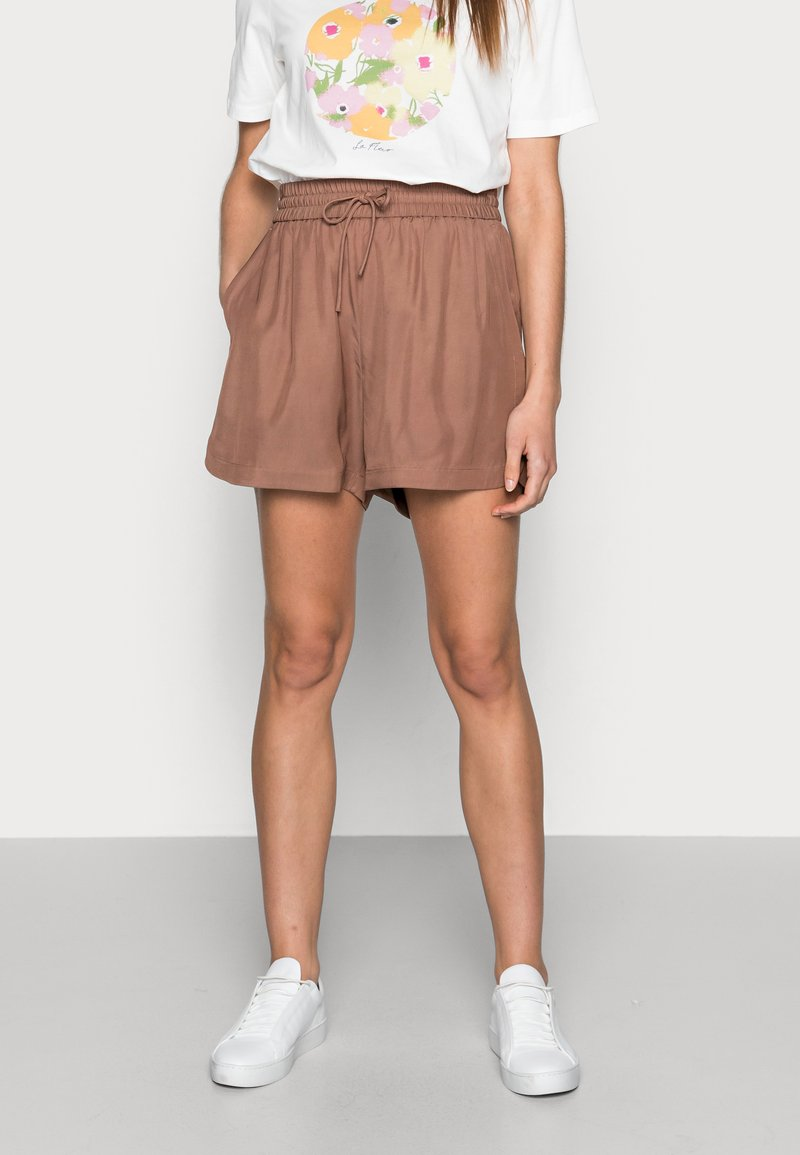 ARKET - Shorts - brown