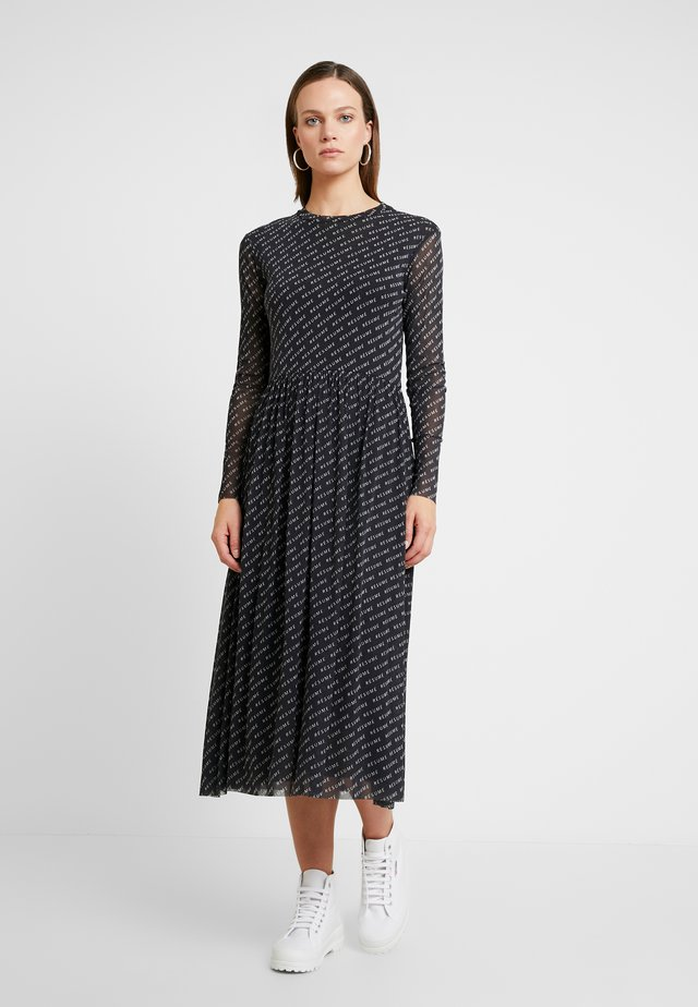 PINAR DRESS - Day dress - black