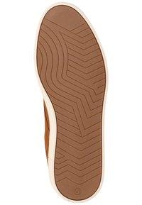 Sansibar Shoes - Sneakersy niskie - mittelbraun - 4