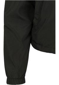Urban Classics - DAMEN - Summer jacket - black/white - 2