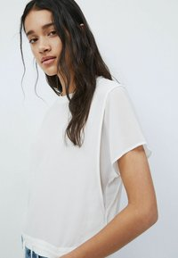 Pepe Jeans - Blouse - blanco off - 3