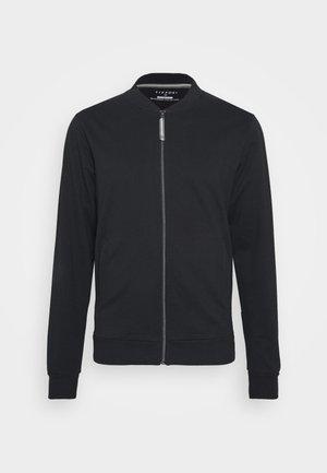 ARCHER - Zip-up hoodie - navy blue