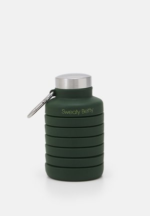 THE EXPAND WATER BOTTLE - Fitness / Yoga - olive green