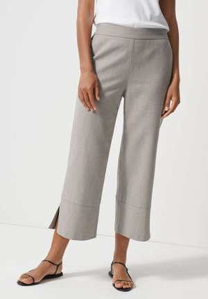 CARLINNI - Trousers - schwarz