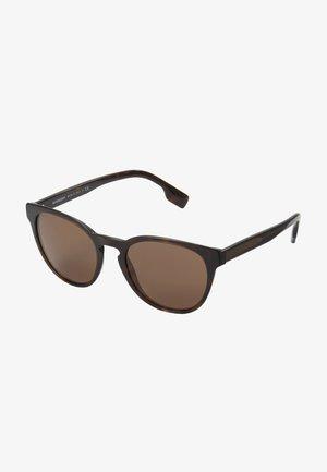 Sonnenbrille - grey/dark havana