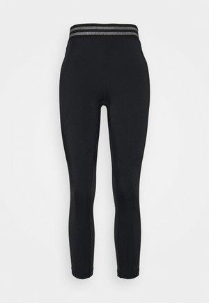 MANY MOONS 7/8 LEGGING - Legging - black