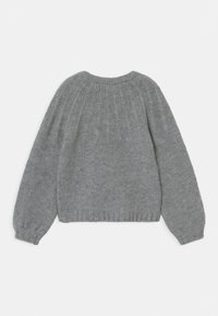 Name it - NKFRINJA  - Jumper - grey melange - 1