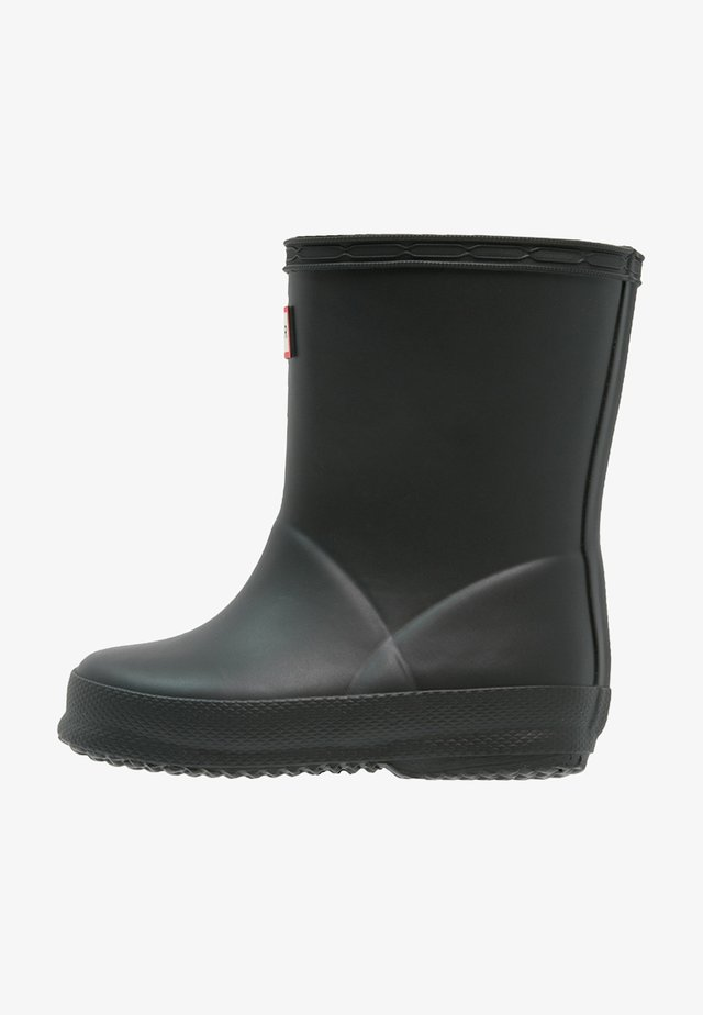 KIDS FIRST CLASSIC - Regenlaarzen - black