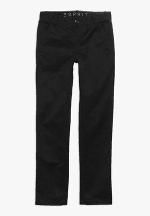 PANTS - Kalhoty - anthracite