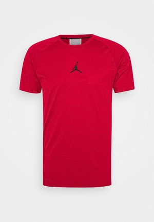 AIR - Print T-shirt - gym red/black