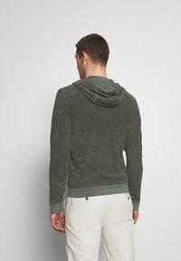 Marc O'Polo - Zip-up hoodie - mangrove - 2