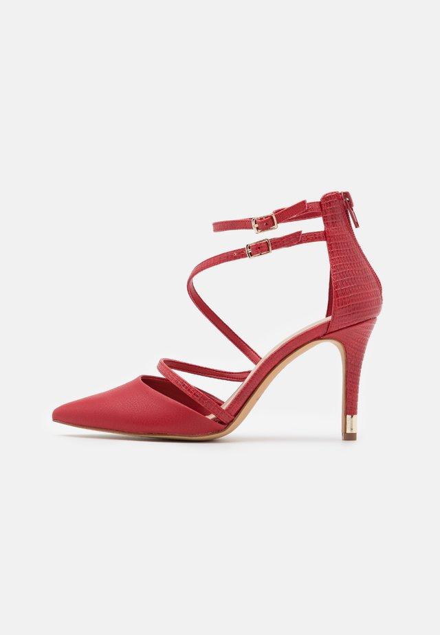 TORGA - High heels - red