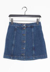 Topshop - Spódnica trapezowa - blue - 0