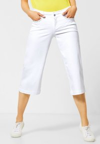Street One - Trousers - weiß - 0
