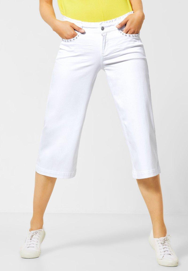 Street One - Trousers - weiß