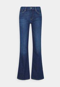 Pepe Jeans - AUBREY - Flared Jeans - blue denim - 0