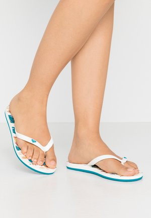 TAHITI VII - T-bar sandals - multicolor