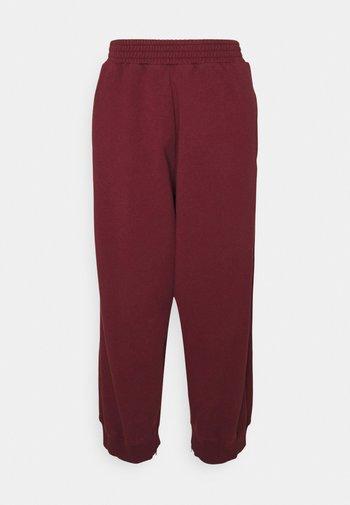 PANTALONE - Pantalon de survêtement - burgundy