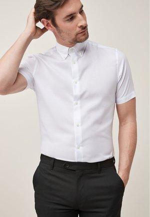 OXFORD REGULAR FIT  - Camicia - white