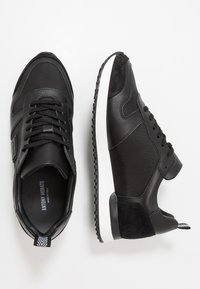 Antony Morato - RUN METAL - Trainers - black - 1