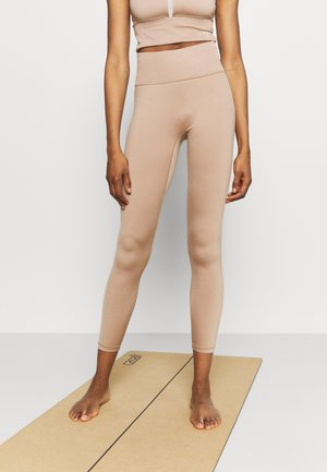 EXHALE HIGH WAIST FULL - Tights - amphora