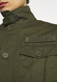 Schott - REDWOOD - Summer jacket - kaki - 7