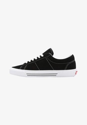 UA Sid - Sneakers laag - (suede) black