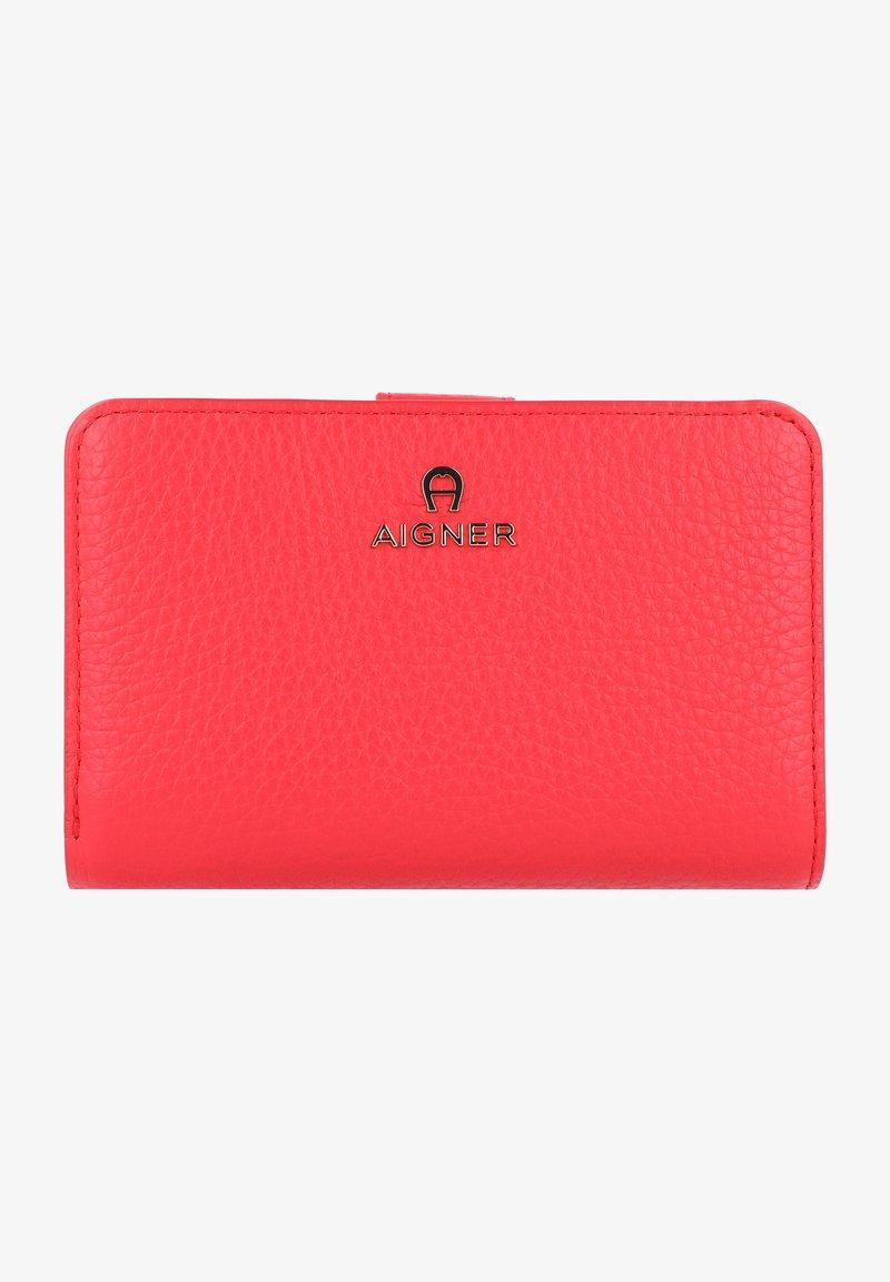 AIGNER - RFID - Wallet - ladybird red