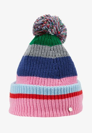 STRIPE HAT - Čepice - light rose